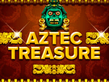 Aztec Treasure на деньги