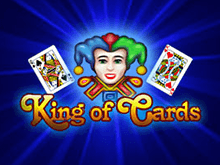King Of Cards - бесплатно в казино Вулкан