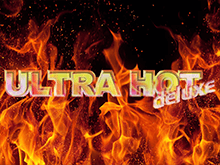 автомат Ultra Hot Deluxe онлайн