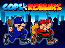 Cops 'N' Robbers – игровой аппарат с тремя Скаттерами от Novomatic