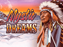 Основная игра Mystic Dreams на веб-сайте
